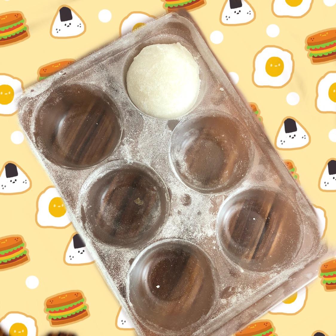 冰激淋糯米糍🍦❄️🍦❄️