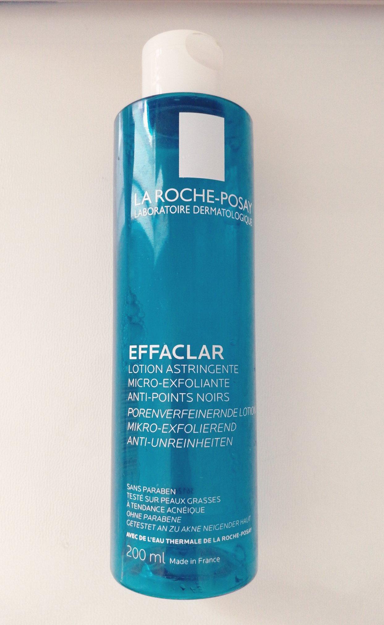 理肤泉Effaclar祛痘系列使用感受