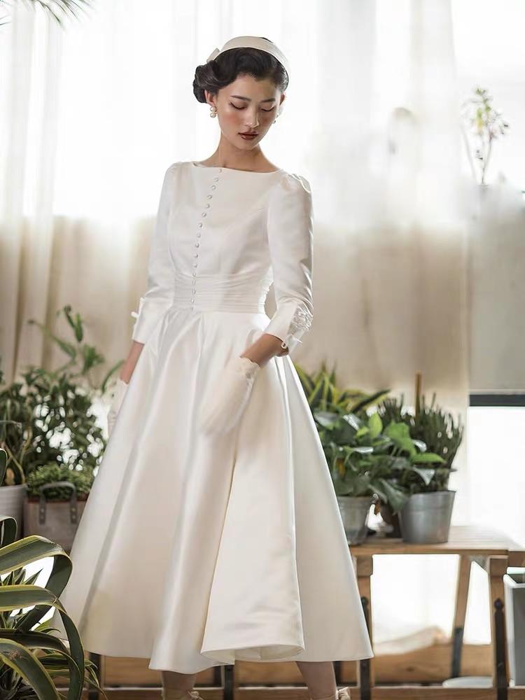 Mairie结婚穿什么