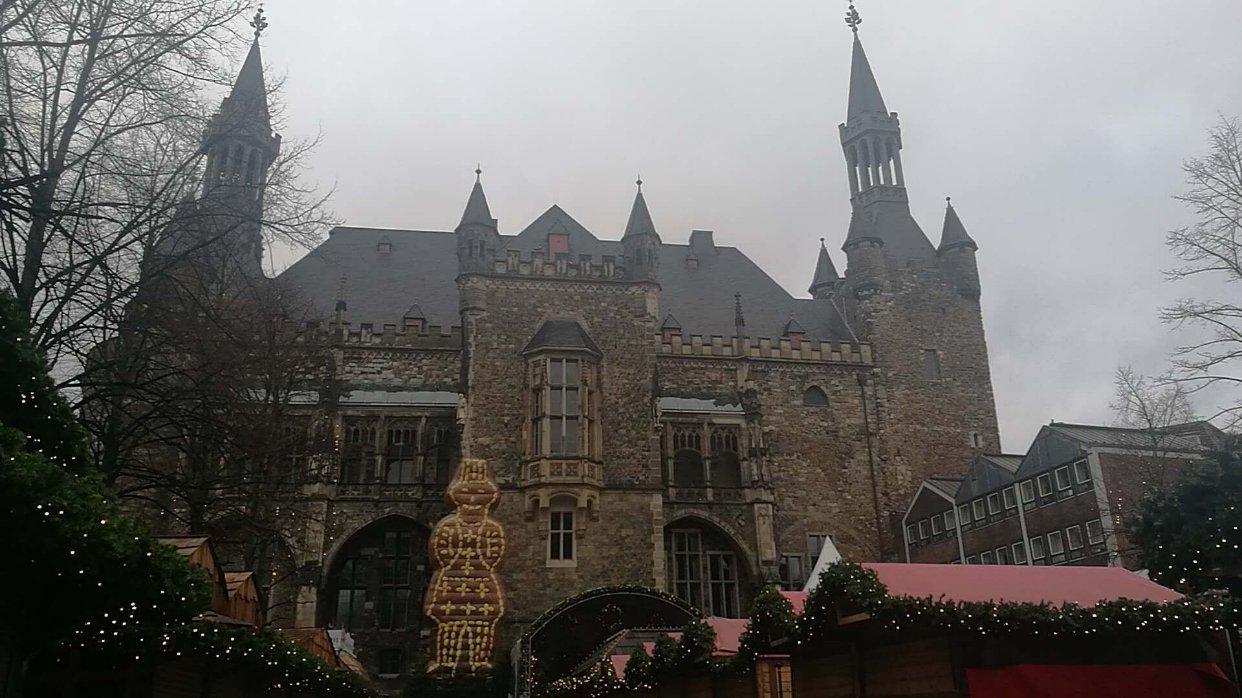 我们在德国🇩🇪过圣诞