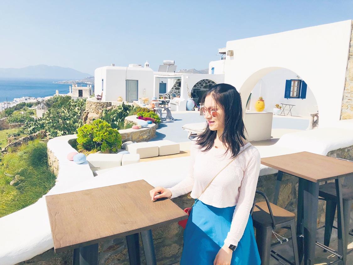 希腊Mykonos岛(米岛)———住宿篇