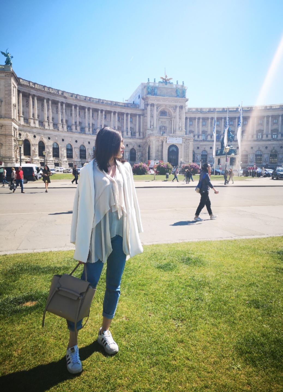 维也纳打卡🚖