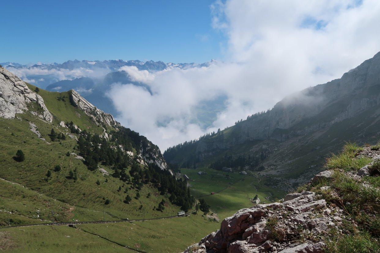 🇨🇭瑞士旅行攻略1:琉森的湖光山色🏞