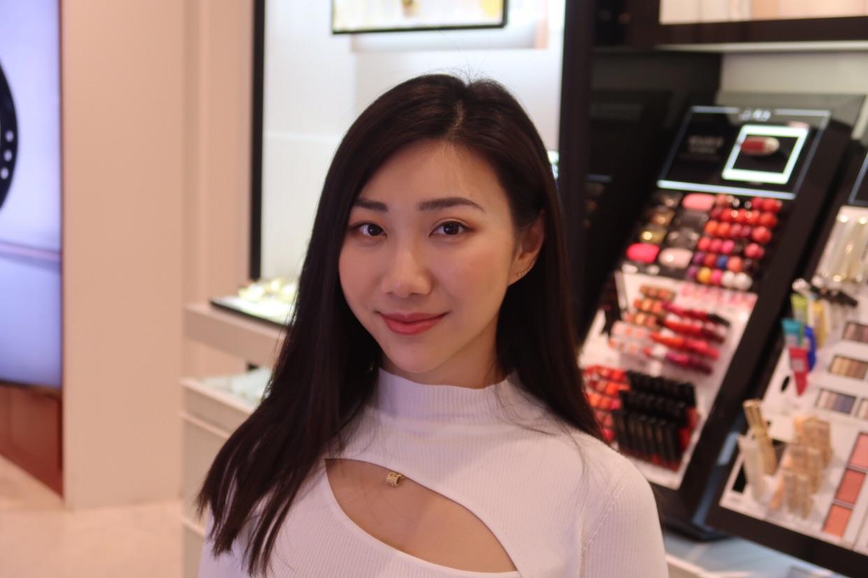 BHV娇兰彩妆体验