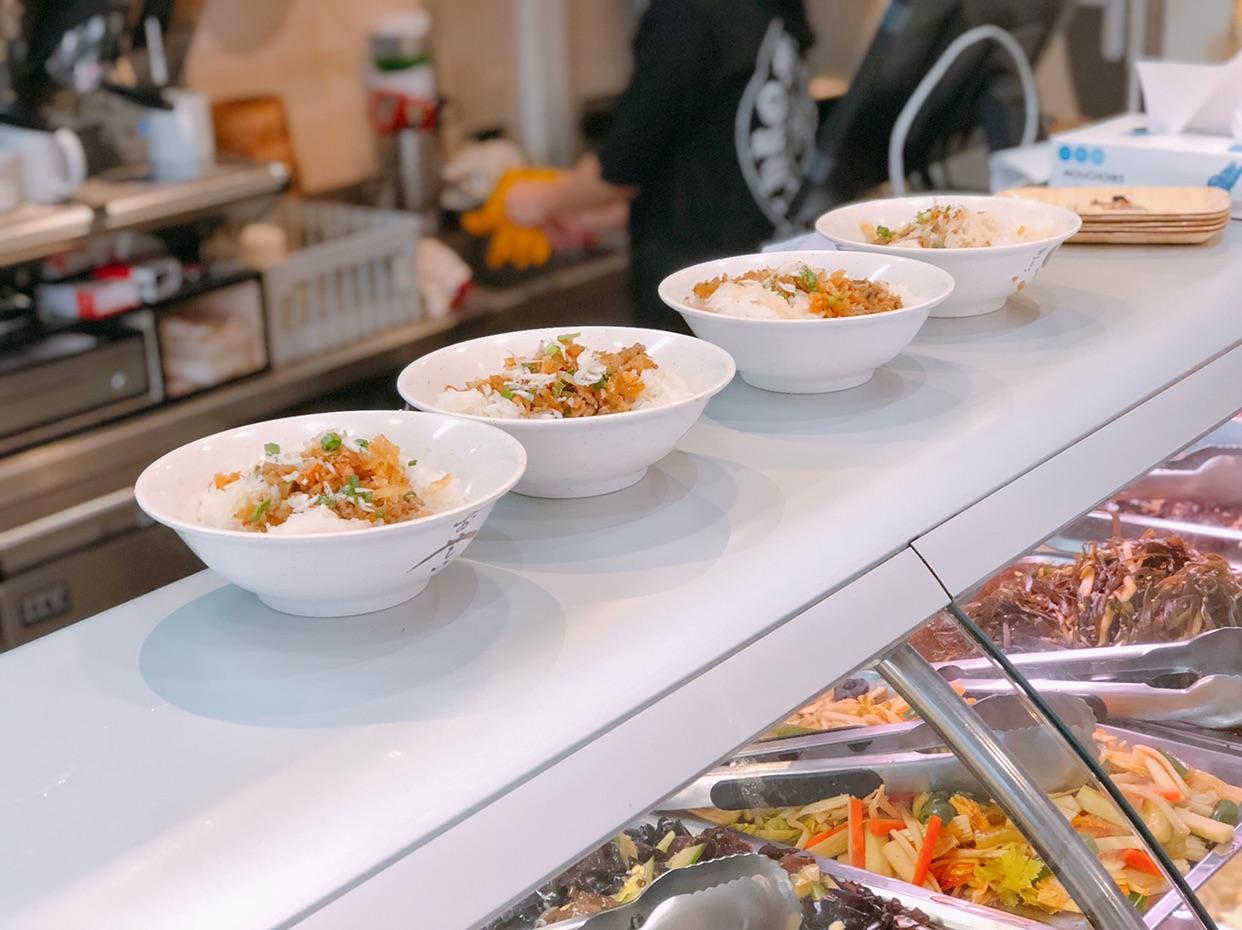 超级好吃的温州糯米饭让我想到了宁波的刺饭!