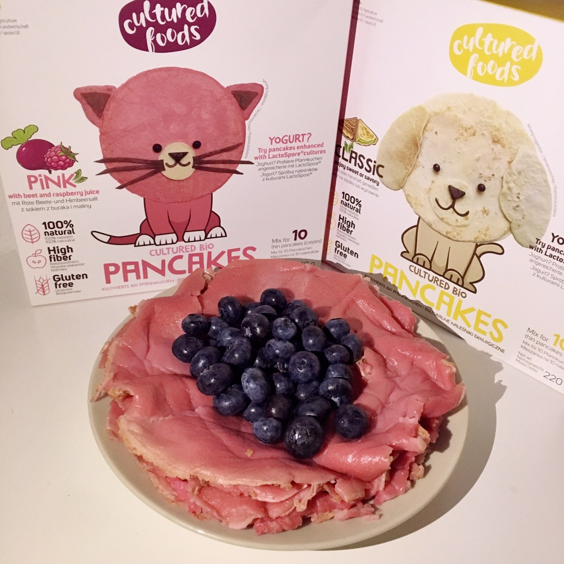拔草:cultured food家的pancake粉