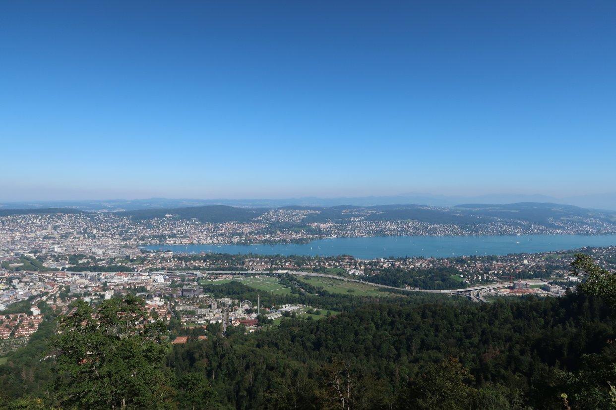 🇨🇭瑞士旅行攻略2:苏黎世的繁华与静逸🌇