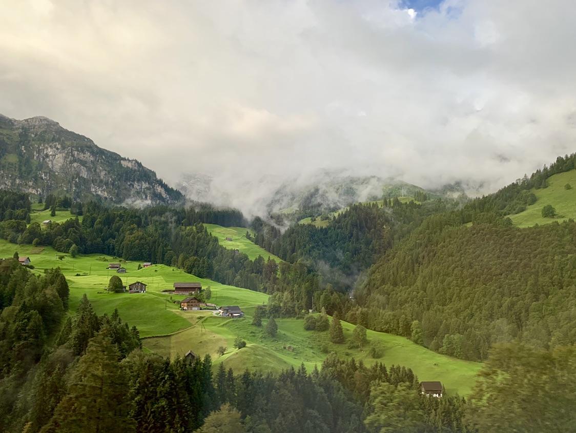 瑞士列支敦士登四日游 (*≧▽≦)