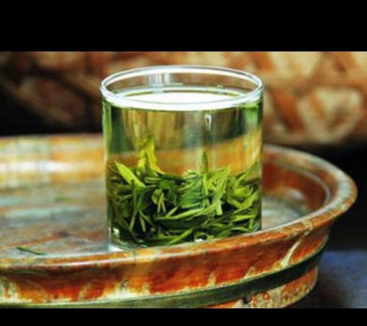 今日好物:上等绿茶🍵