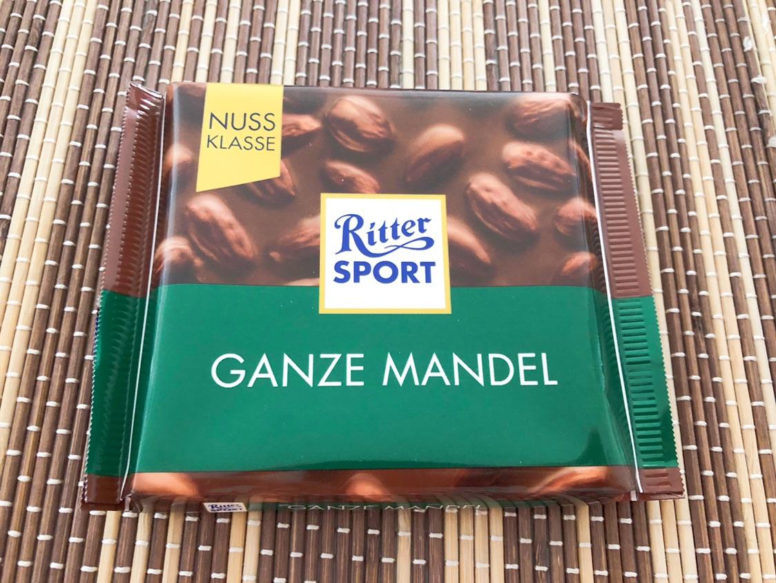 超爱吃的Ritter Sport巧克力