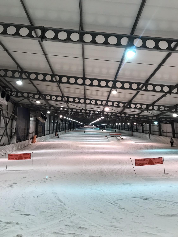 室内滑雪场,你敢想?
