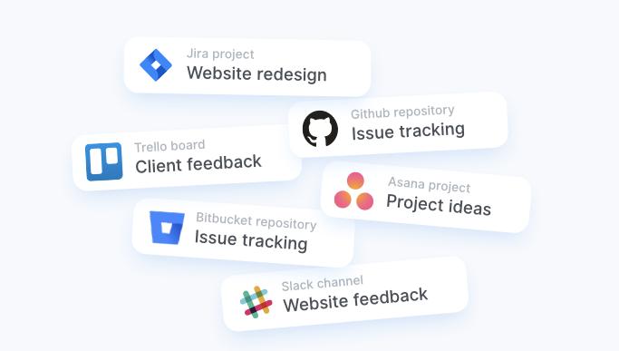 Marker io Q3 2018 updates: BrowserStack, GitLab & Destinations