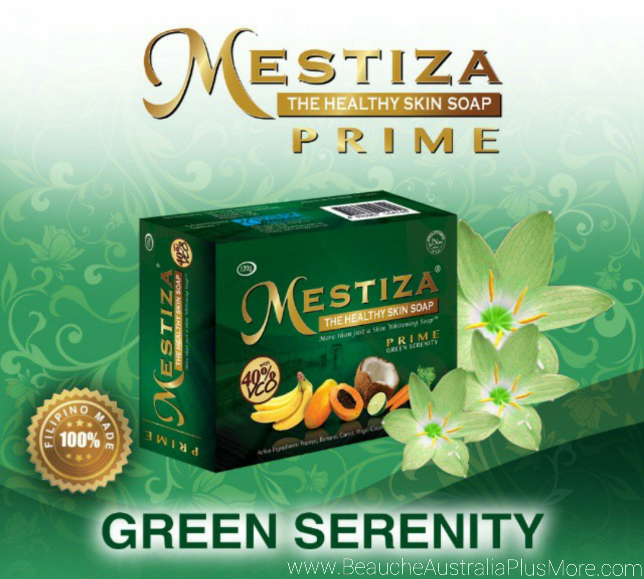Mestiza Soap Review