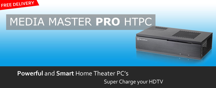Pro HTPC Category - Media Master HTPC