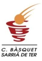 CLUB DE BASQUET SARRIA DE TER