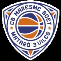CLUB BÀSQUET MARESME BOET MATARÓ 3 VILES