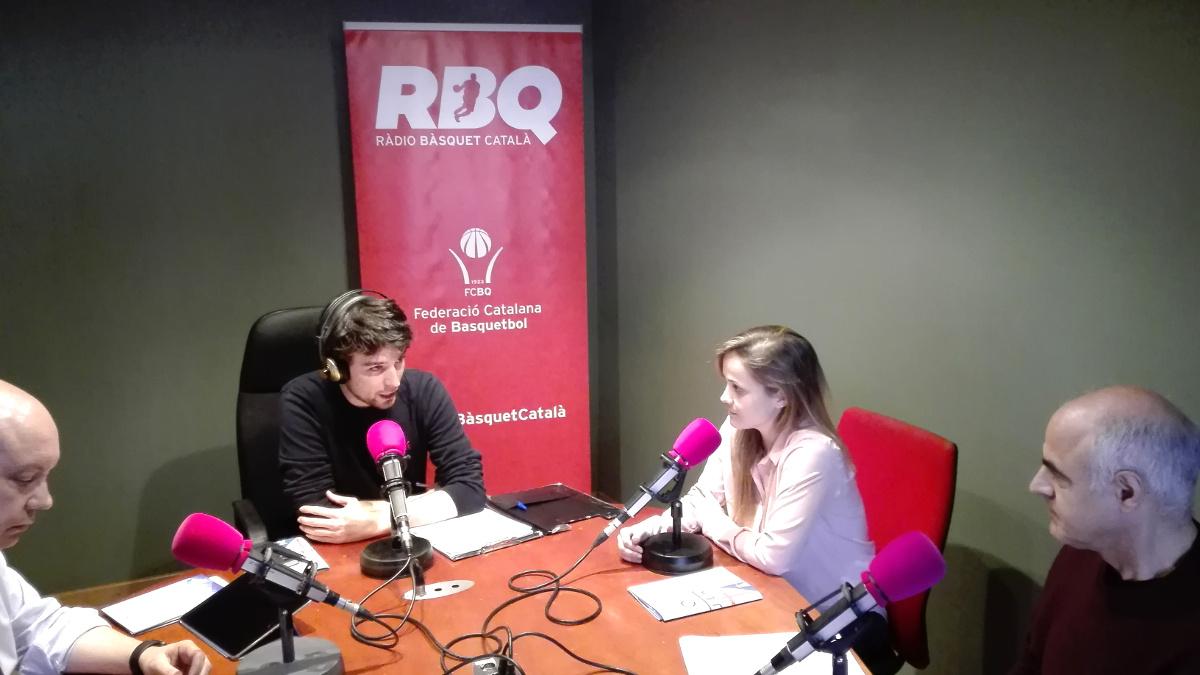 Ràdio Bàsquet Català / Tertúlia BQValors amb dos interessants iniciatives a càrrec del Club Bàsquet Sant Josep Obrer i UE dHorta