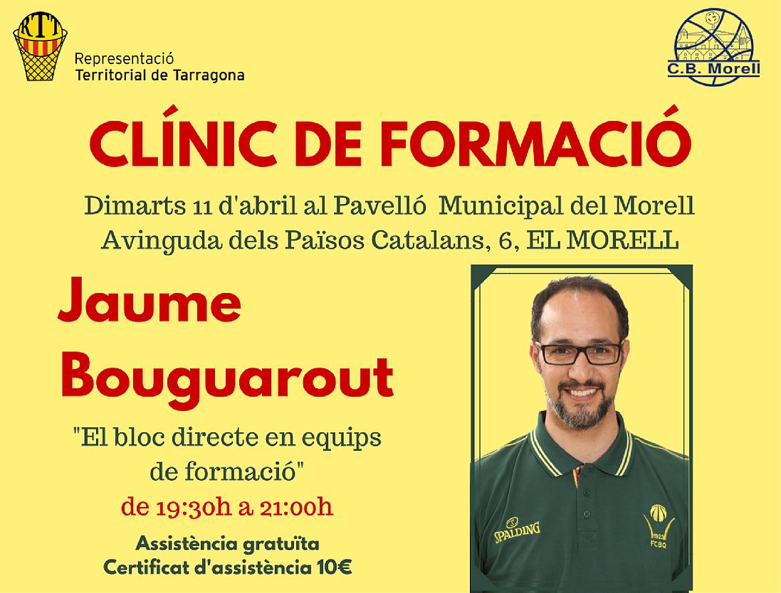 Clínic de Jaume Bouguarout al Morell