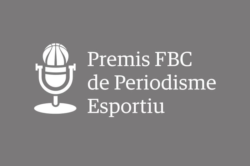 Ja es coneixen els guanyadors de la3a edició dels Premis Fundació del Bàsquet Català de Periodisme Esportiu 2017