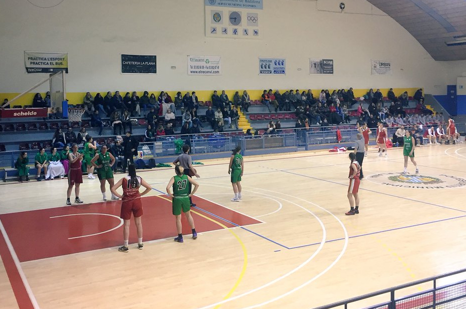 La JET-QSPORT semporta el derbi terrassenc i ajusta la classificació del Grup 1 de Copa Catalunya Femenina