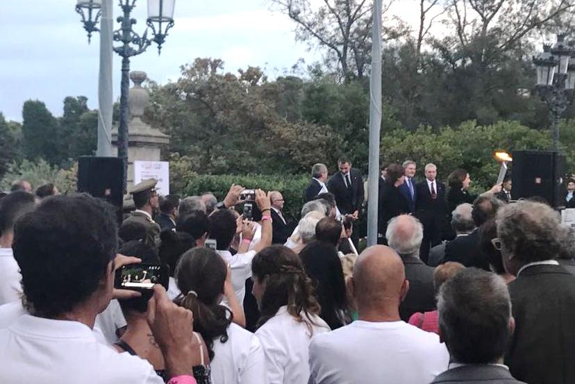 El Bàsquet Català present als actes commemoratius dels JJOO de Barcelona92