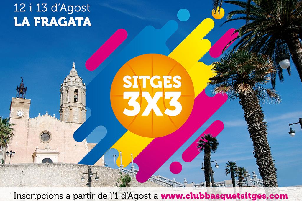 24è Sitges 3x3 La Fragata (Sitges)