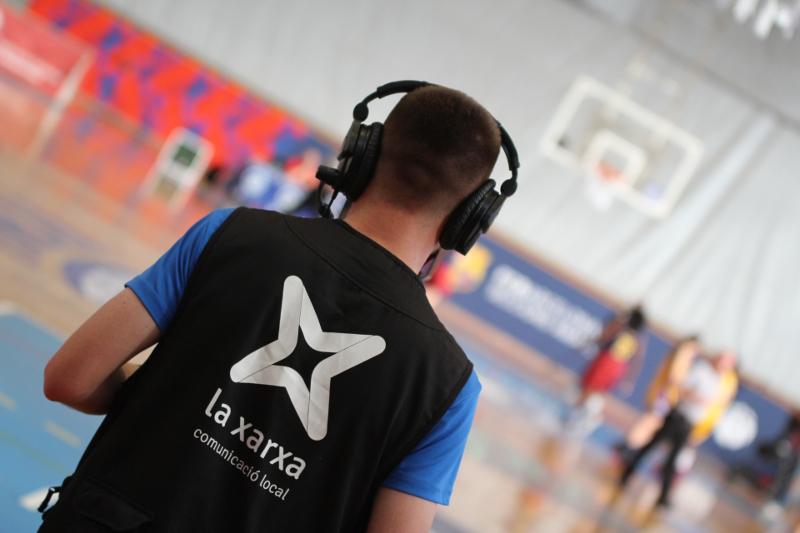 Dissabte 14 doctubre a les 18h, el Samà Vilanova - CB Mollet de Copa Catalunya Masculina en directe per La Xarxa