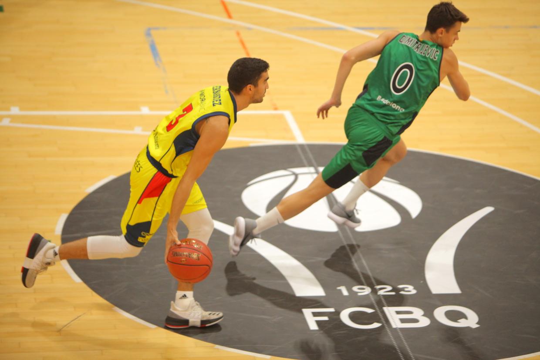 BC MORABANC ANDORRA finalista de la Lliga Catalana ACB en superar al DIVINA JOVENTUT