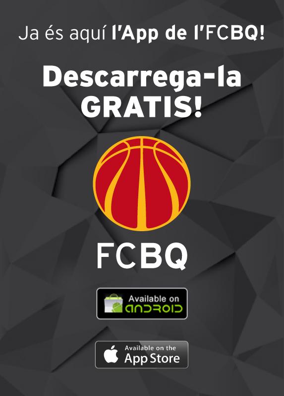 Ja disponible la nova actualització de l'aplicació oficial del Bàsquet Català per a dispositius mòbils d'Android i iOS