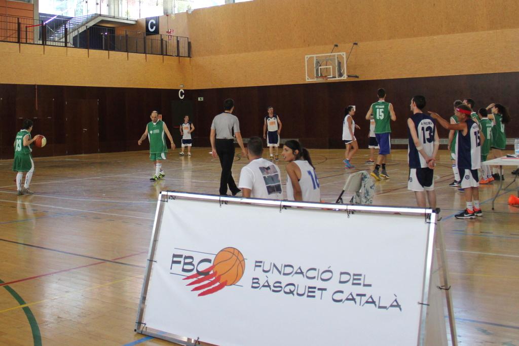 Sant Cugat del Vallès escenari del 2n Meeting de bàsquet unificat de la Fundació del Bàsquet Català