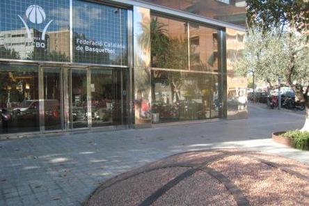 Horari destiu de la Federació Catalana de Basquetbol