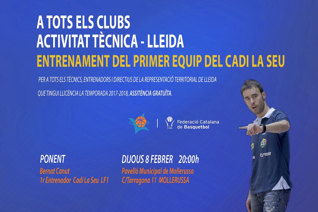 Activitat tècnica 3 Lleida (Mollerussa)