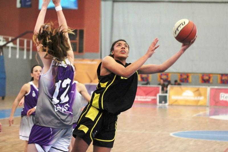 SR LIMA-HORTA es proclama CAMPIÓ de la Regal Copa Catalunya Femenina