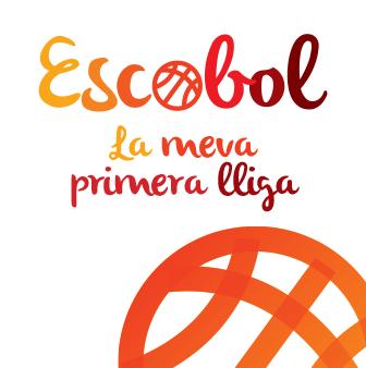 Bona rebuda de la 1a edició de lESCOBOL, la lliga pels nens i nenes de les Escoles de Bàsquet