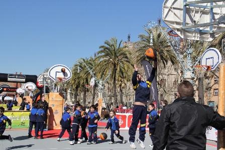 Barcelona ha albergat, amb èxit, la Copa del Rei 2012