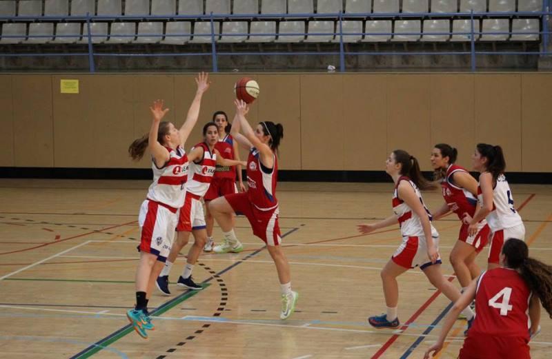 JET TERRASSA assegura la seva presència al grup de la lluita pel títol de la Copa Catalunya Femenina