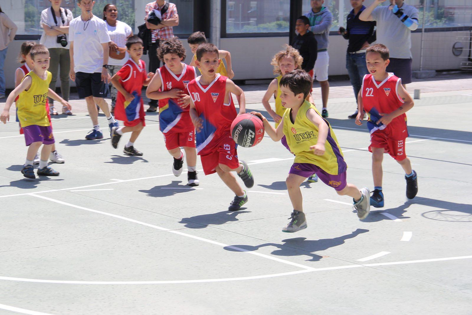 Escoles de Bàsquet 2017-18