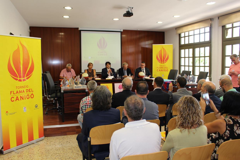 Presentada a Llançà, la 2a edició del Torneig Flama del Canigó