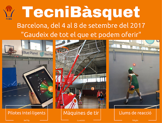 Aquest setembre torna una nova edició del TecniBàsquet