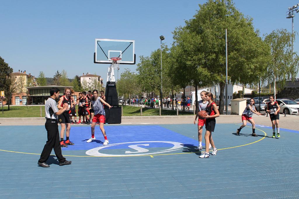 Jornada de Promoció del Bàsquet (El Masnou)