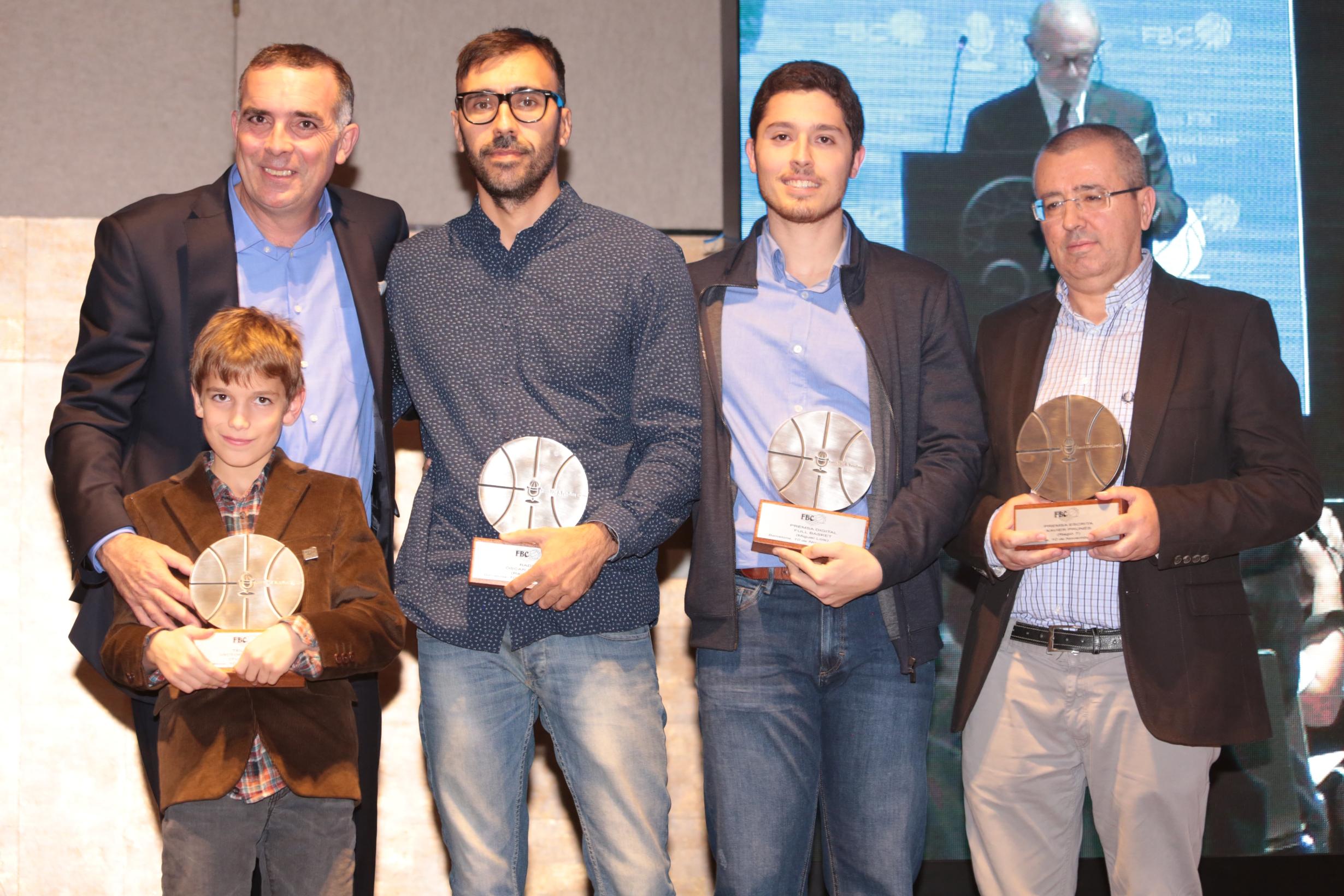 La Fundació del Bàsquet Català celebra el seu 25è aniversari amb una gran festacommemorativa