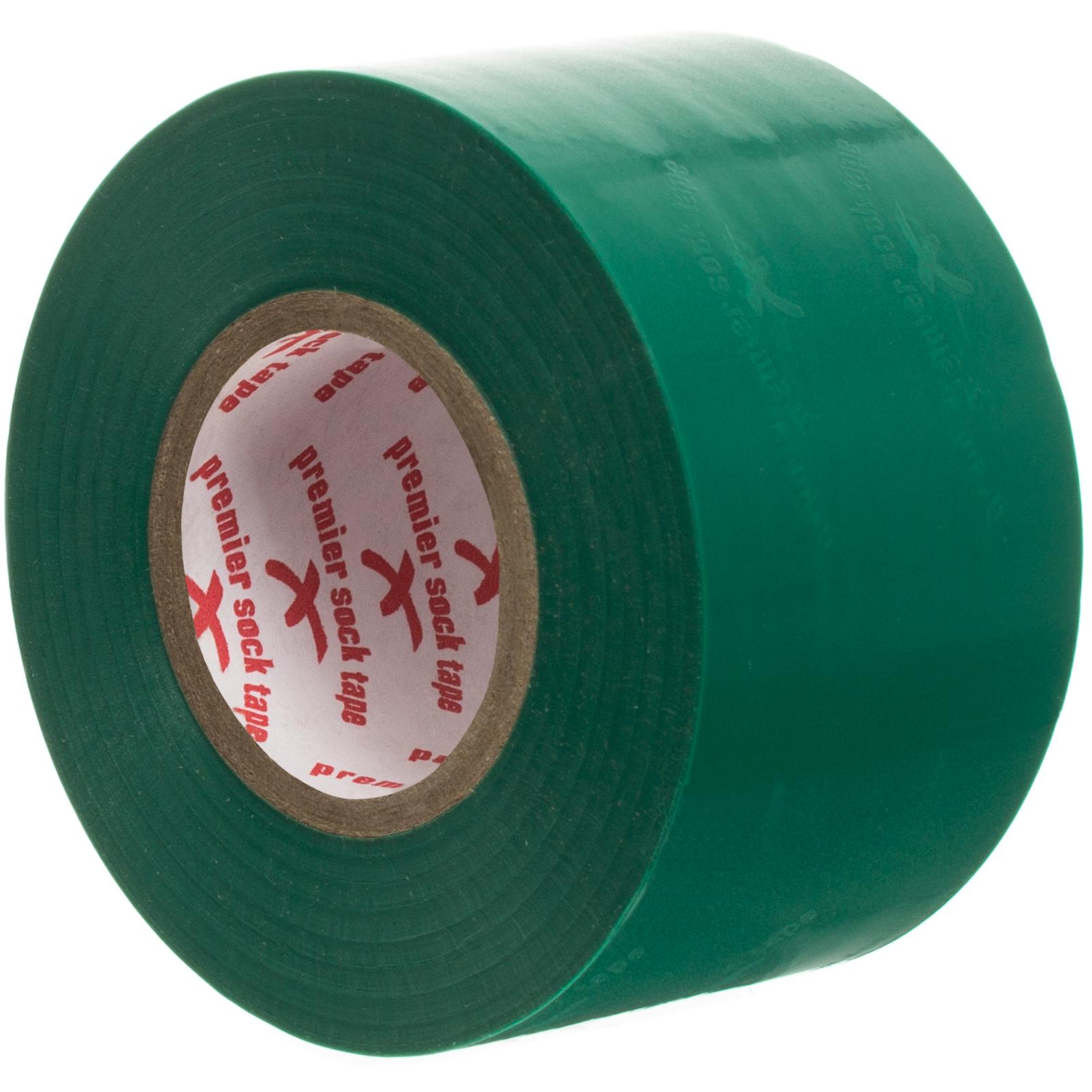 Premier Sock Tape Strumptejp Bred 20m Grön