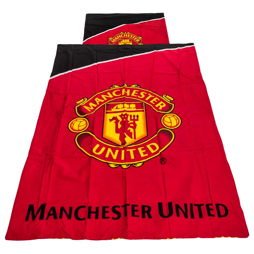 Manchester United Sängkläder