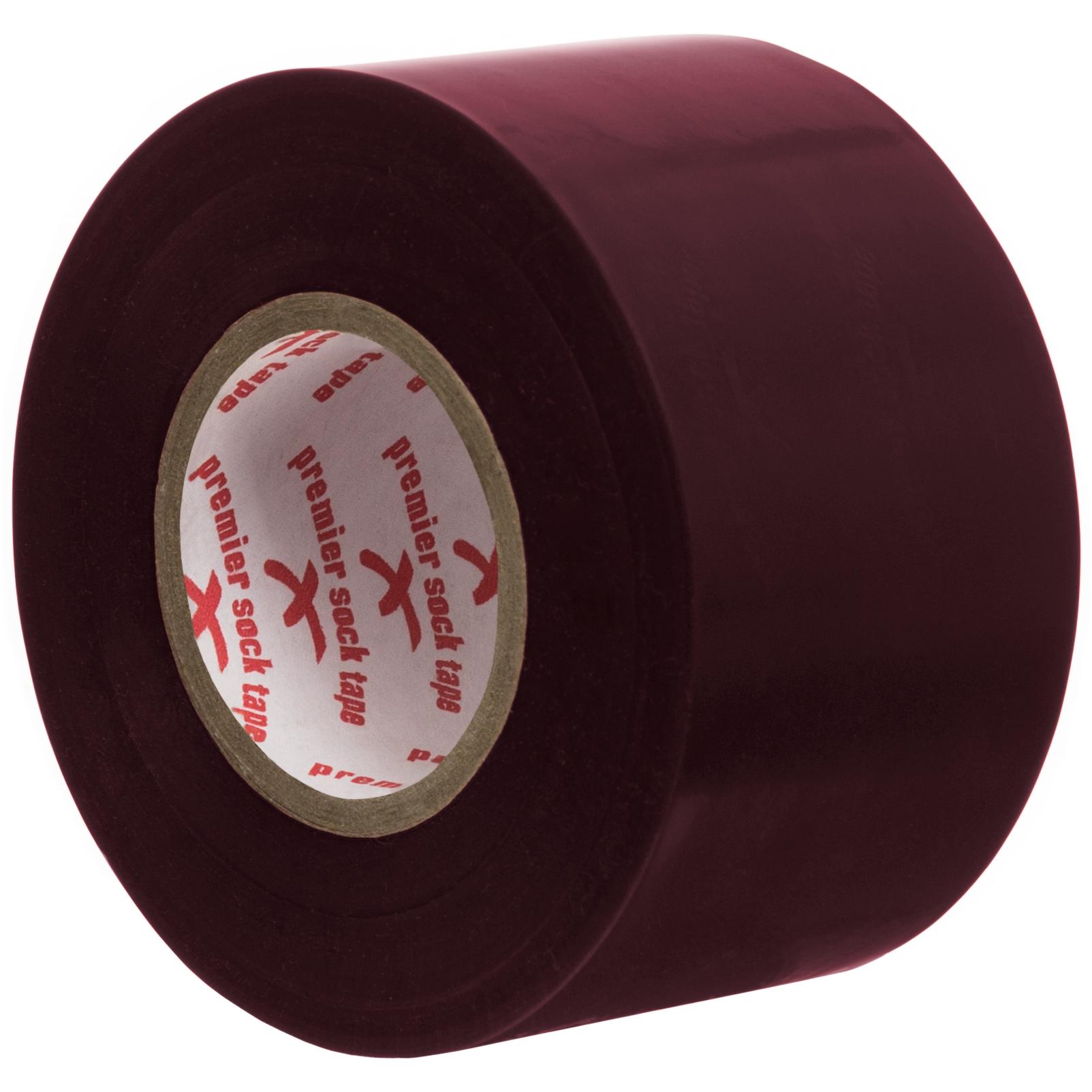 Premier Sock Tape Strumptejp Bred 20m Bordeaux