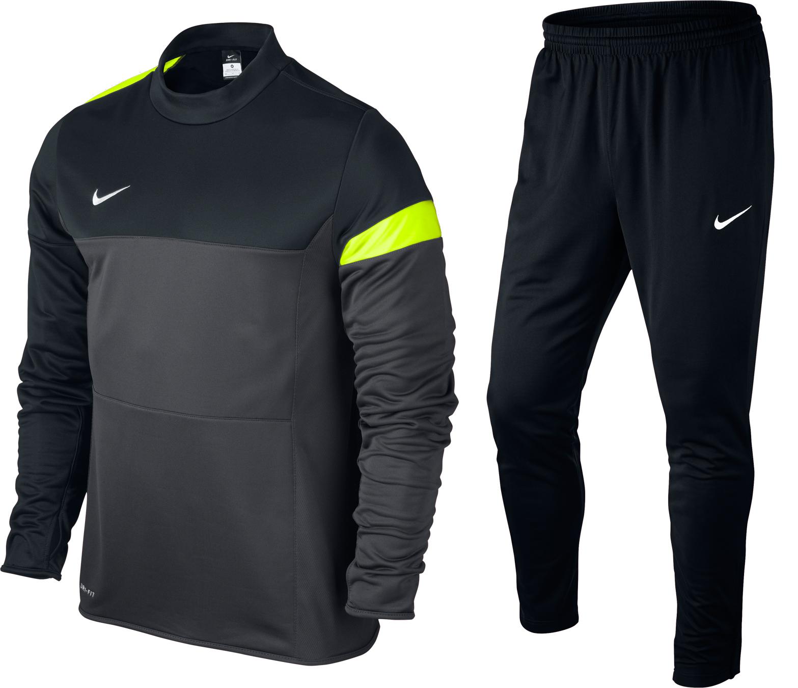 Nike Träningsställ Svart Barn