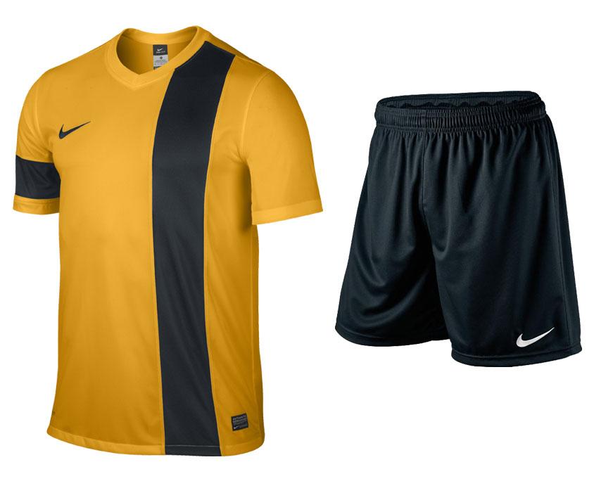 Nike Striker III Matchställ Gul/Svart Barn