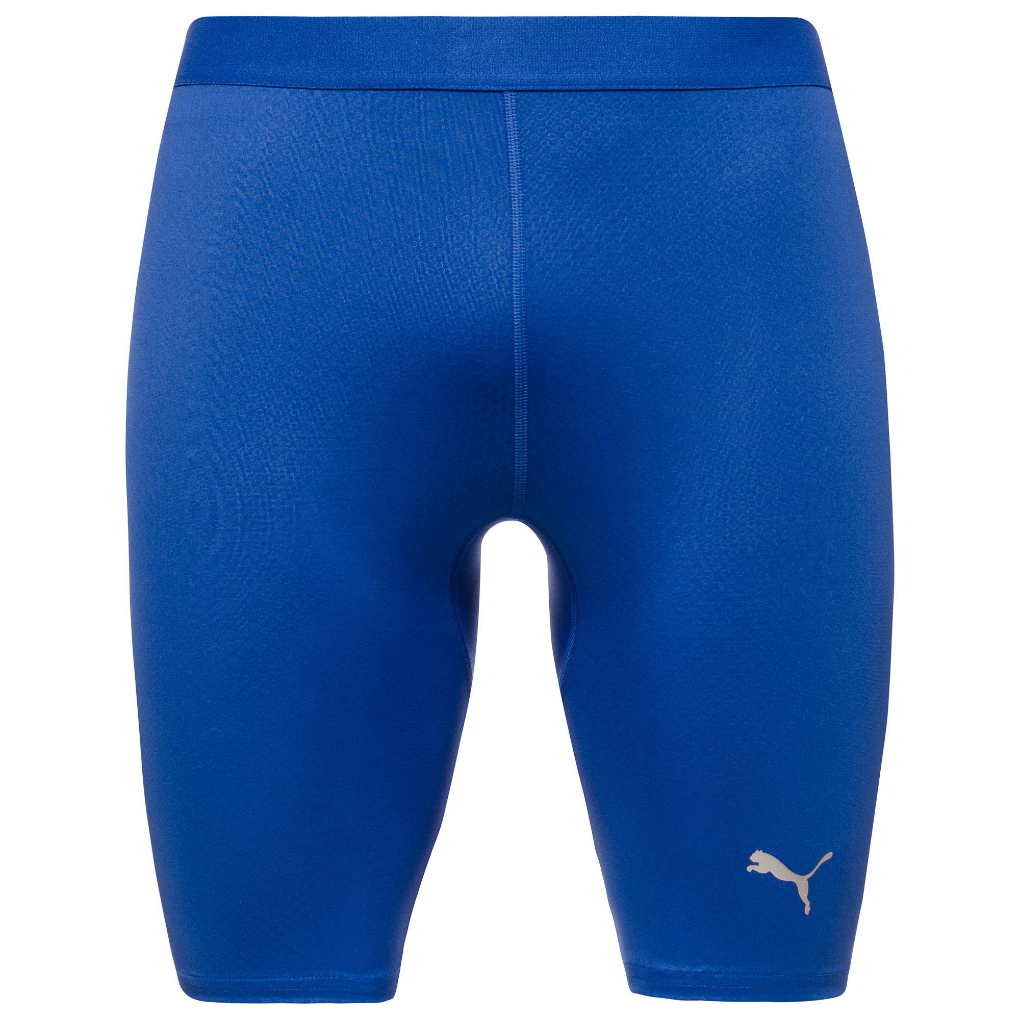 Puma Baselayer Core Värmebyxor Blå