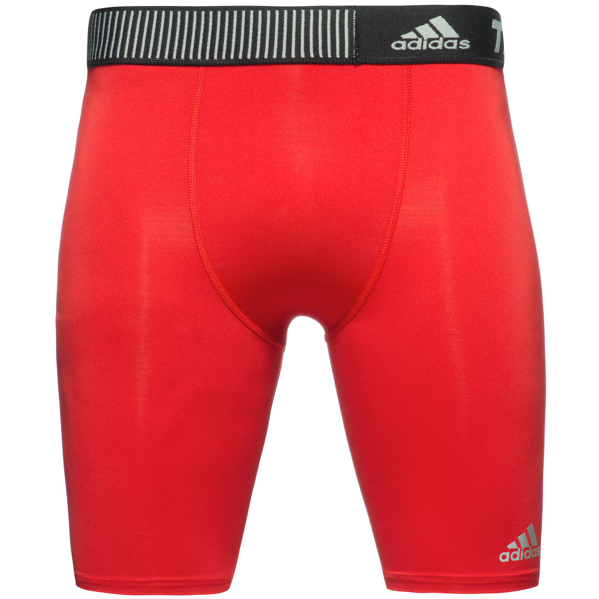 adidas Techfit Base Tights Röd