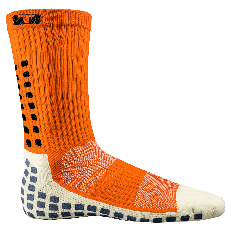 Trusox Fotbollsstrumpor Kort Cushion Pro Orange