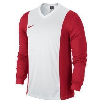 free shipping a88a0 8f03a Nike Matchtröja Park Derby L Ä Vit Röd Barn